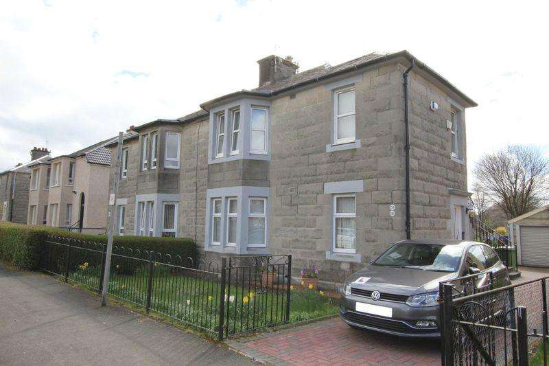 2 Bedrooms Flat for sale in Crosslet Road, Dumbarton
