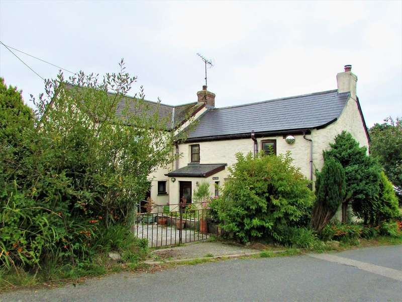6 Bedrooms Detached House for sale in Germoe, Penzance TR20