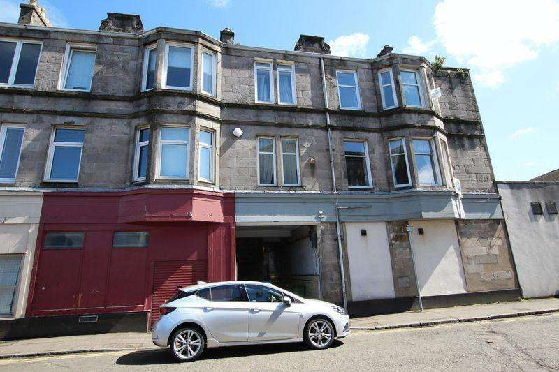 2 Bedrooms Flat for sale in Park Street, Dumbarton