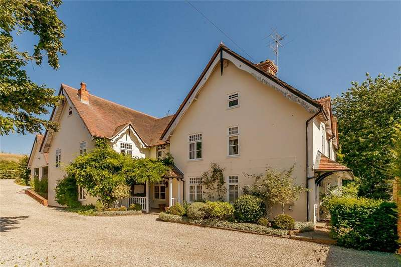 6 Bedrooms Detached House for sale in Ipsden, Wallingford, Oxfordshire, OX10
