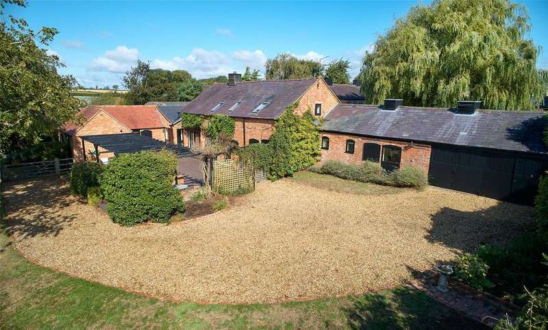 4 Bedrooms Unique Property for sale in Ditchford Hill, Moreton-in-Marsh, Gloucestershire, GL56