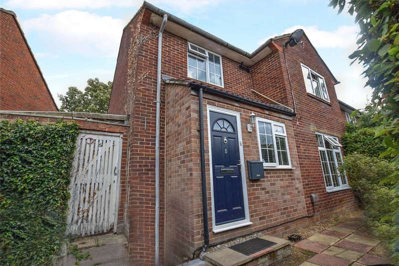 4 Bedrooms End Of Terrace House for sale in Reeds Hill, Bracknell, Berkshire, RG12