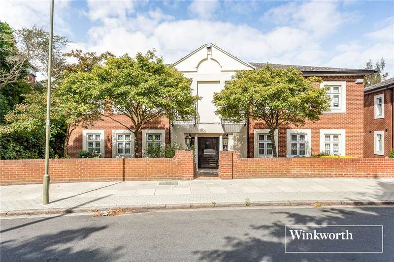 2 Bedrooms Flat for sale in Ivor Court, 2 Chalgrove Gardens, Finchley, London, N3