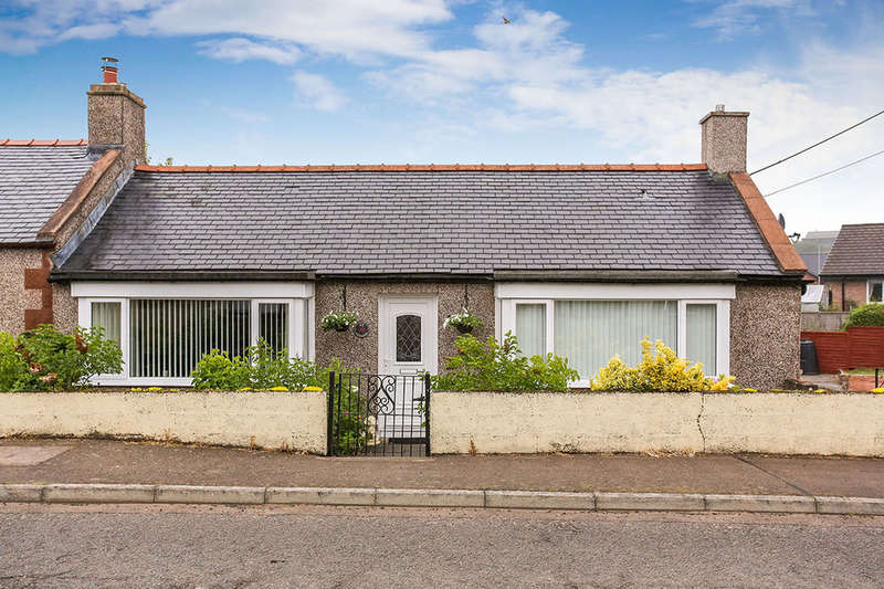 2 Bedrooms Semi Detached Bungalow for sale in Main Road, Collin, Dumfries, DG1
