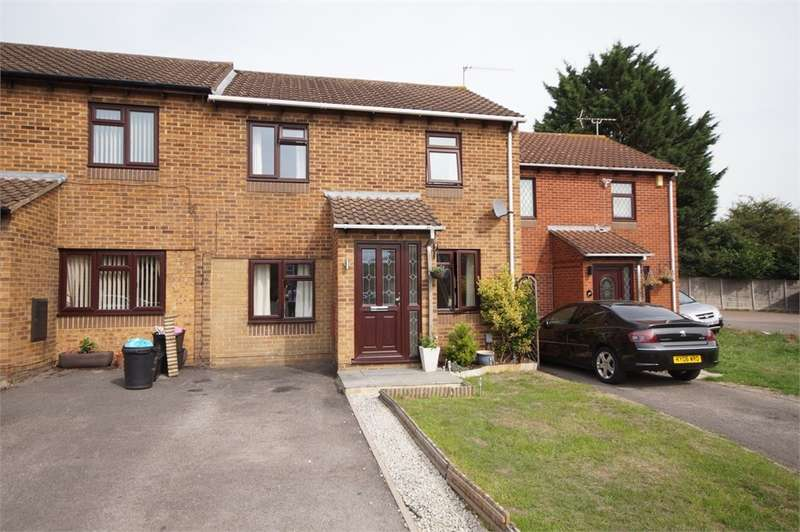 3 Bedrooms Terraced House for sale in Chilcombe Way, Lower Earley, READING, Berkshire