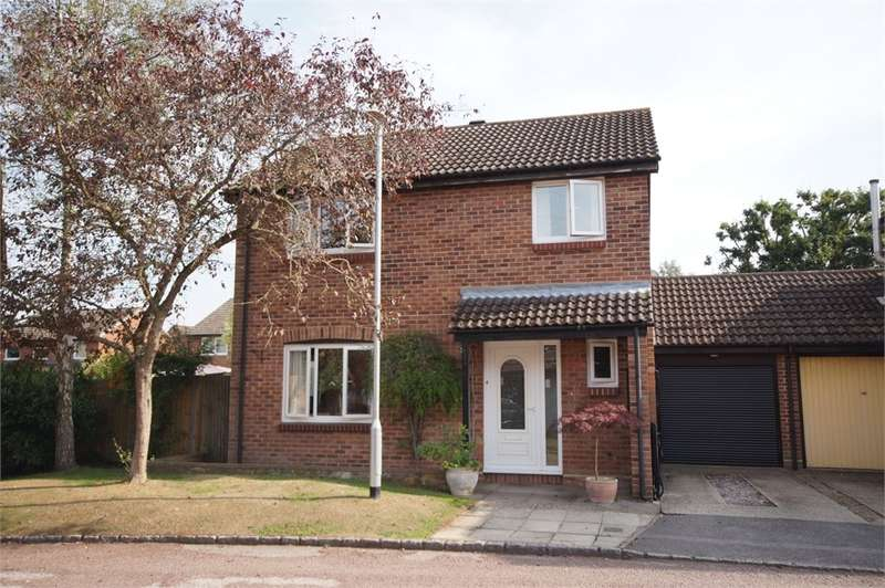 4 Bedrooms Link Detached House for sale in Holsworthy Close, Lower Earley, READING, Berkshire