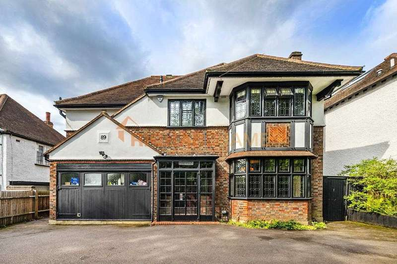 5 Bedrooms Detached House for sale in Marsh Lane, Mill Hill