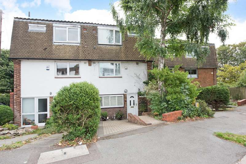 4 Bedrooms Terraced House for sale in Horniman Drive, Forest Hill, SE23