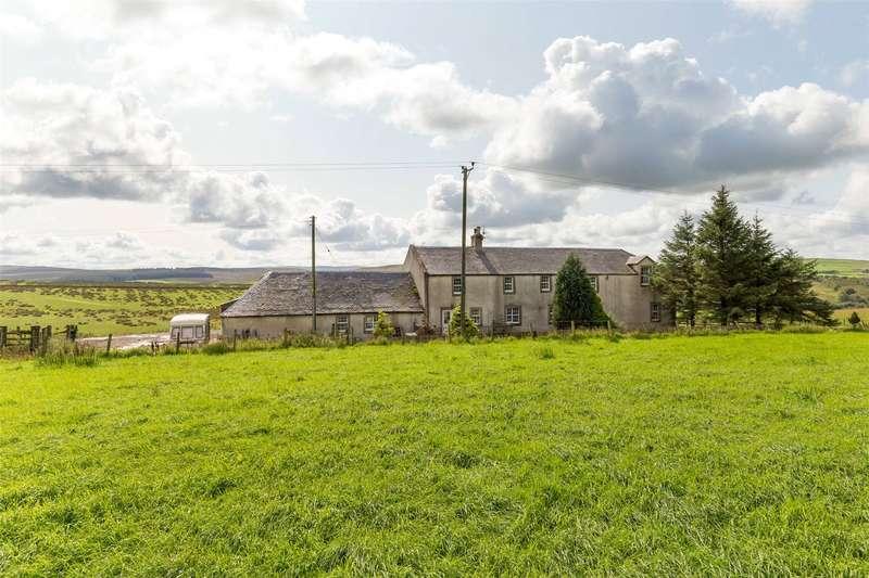 2 Bedrooms Farm Commercial for sale in High Glenmuir Farm, By Cumnock, East Ayrshire, KA18