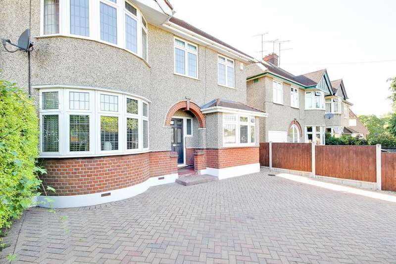 5 Bedrooms Semi Detached House for sale in Wood Street, Chelmsford, Essex, CM2