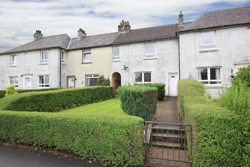 3 Bedrooms Terraced House for sale in 447 Kilbowie Road, Clydebank, G81 2AX