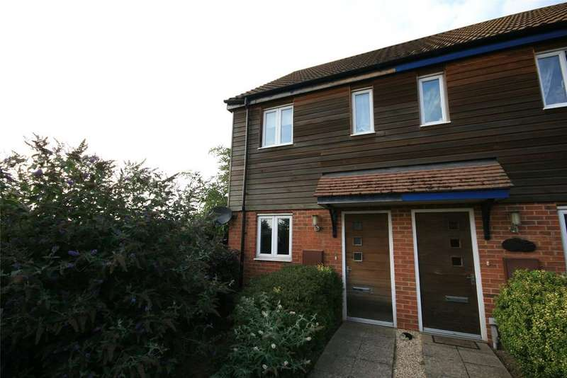 2 Bedrooms End Of Terrace House for sale in The Featherworks, Boston, PE21