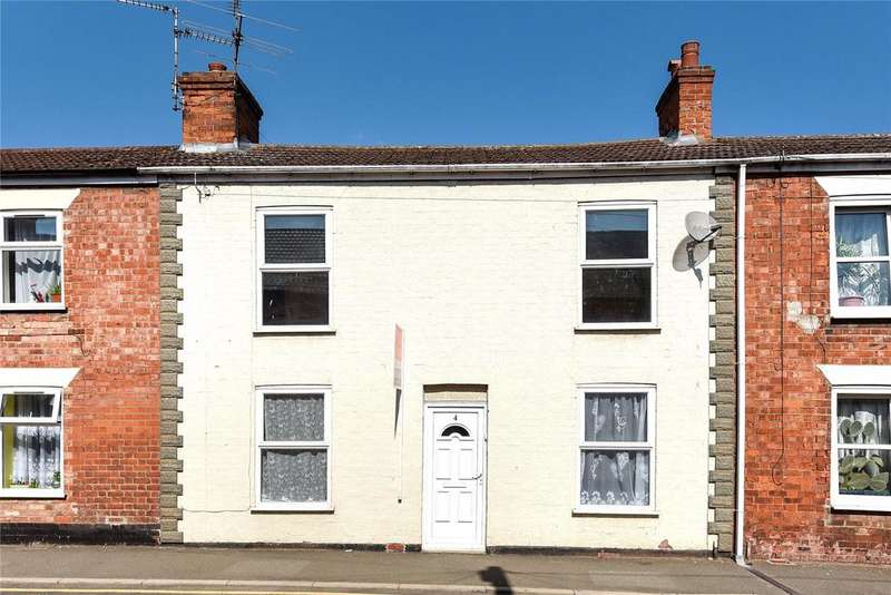2 Bedrooms Terraced House for sale in Station Street, Boston, PE21