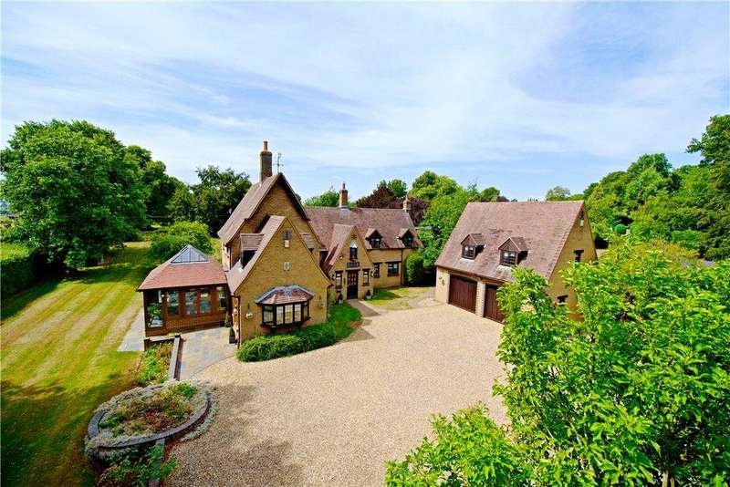 4 Bedrooms Detached House for sale in Halse, Brackley, Northamptonshire