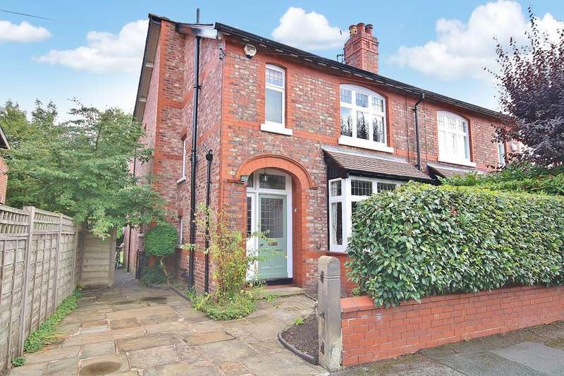 4 Bedrooms Semi Detached House for sale in Wycliffe Avenue, Wilmslow