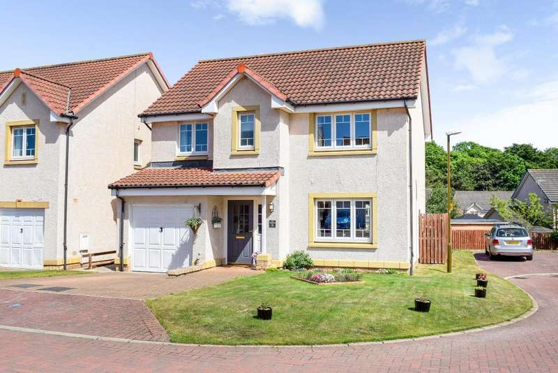 4 Bedrooms Detached House for sale in 36 Moray Avenue, Dunbar, EH42 1QG