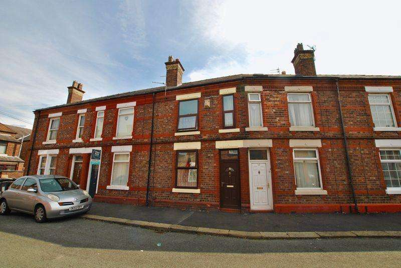 3 Bedrooms Terraced House for sale in Enville Street, Latchford, WA4 1BP