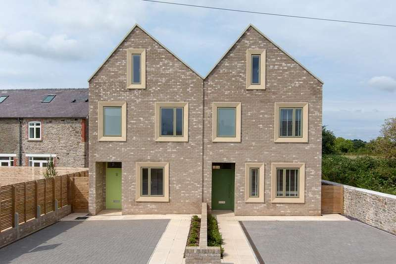 4 Bedrooms Semi Detached House for sale in Temple Cloud, Somerset