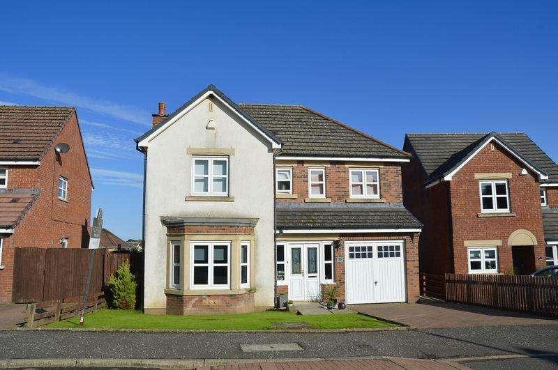 4 Bedrooms Detached Villa House for sale in Highpark Road, Coylton