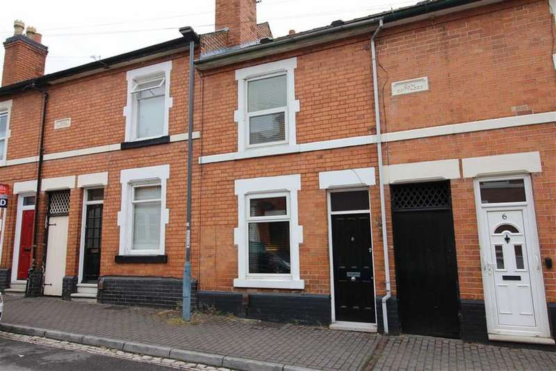 2 Bedrooms Terraced House for sale in West Avenue, Derby
