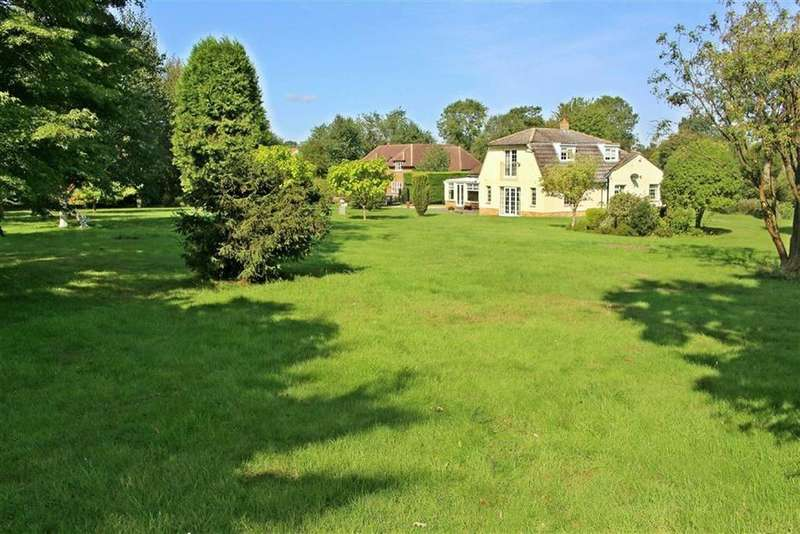 4 Bedrooms Detached House for sale in 1b Bramfield Road, Datchworth, Datchworth Knebworth, Herts
