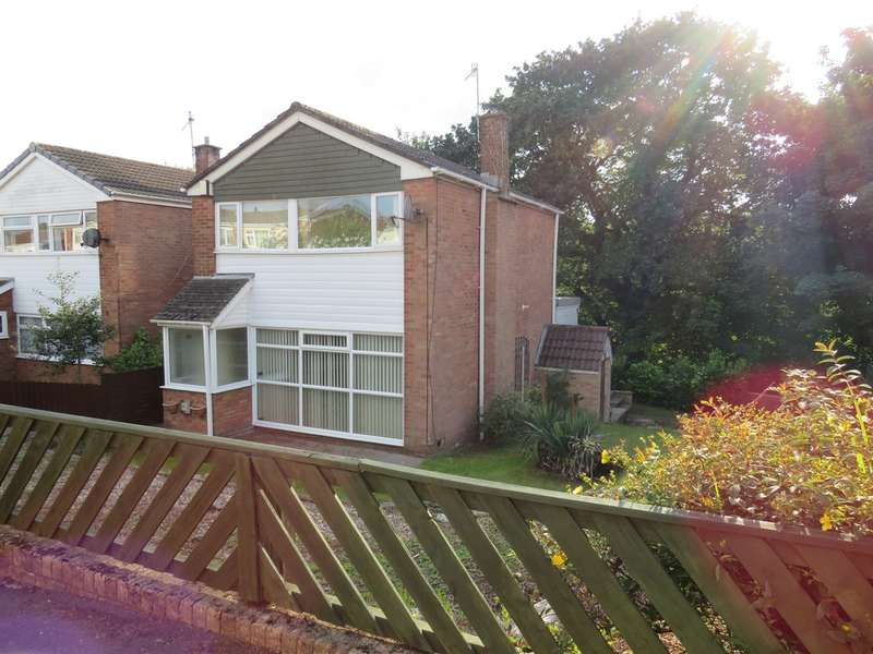 3 Bedrooms Detached House for sale in Sycamore Court, Woodfieldside, Blackwood