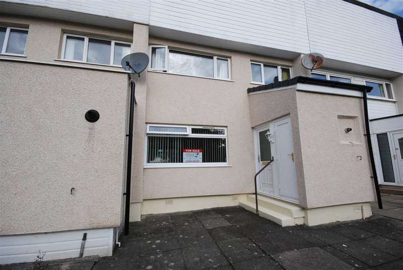 3 Bedrooms Terraced House for sale in Pinmore Square, Kilwinning