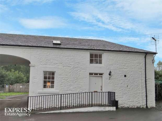 1 Bedroom Link Detached House for sale in Beattock, Moffat, Dumfries and Galloway