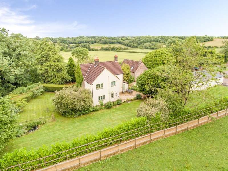 5 Bedrooms Detached House for sale in Leigh Upon Mendip