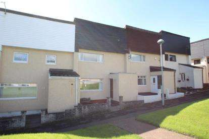 2 Bedrooms Terraced House for sale in Rowallan, Kilwinning, North Ayrshire