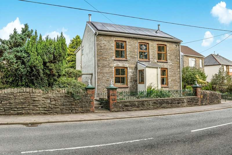 3 Bedrooms Detached House for sale in Gilfach Road, Tonyrefail, PORTH