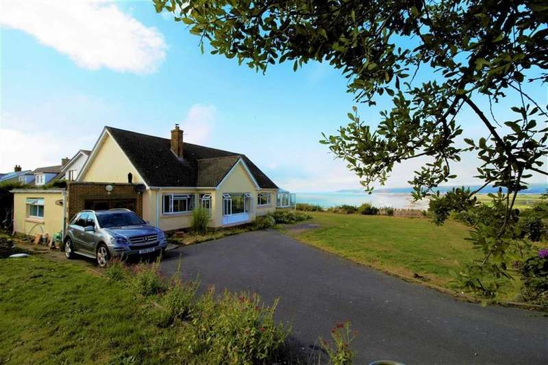 4 Bedrooms Bungalow for sale in Clarach Road, Borth, Ceredigion, SY24