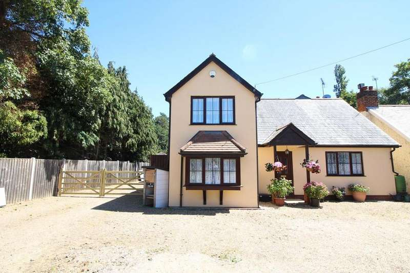 4 Bedrooms Detached House for sale in Bounstead Road, Colchester, Essex, CO2