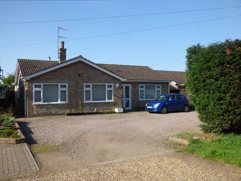 4 Bedrooms Detached Bungalow for sale in Gedney Dyke