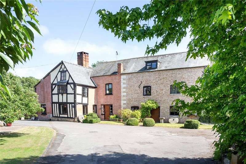 6 Bedrooms Detached House for sale in Bondend Road, Upton St. Leonards, Gloucester, Gloucestershire, GL4