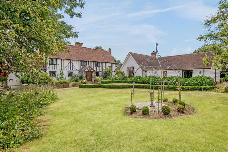5 Bedrooms Detached House for sale in New Green, Bardfield Saling, Braintree, Essex, CM7