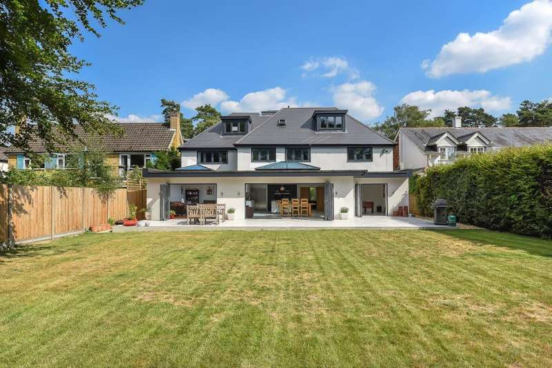 6 Bedrooms Detached House for sale in Sunningdale, Berkshire, SL5