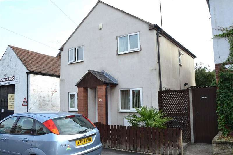 2 Bedrooms Detached House for sale in Tennyson Street, Gainsborough, DN21