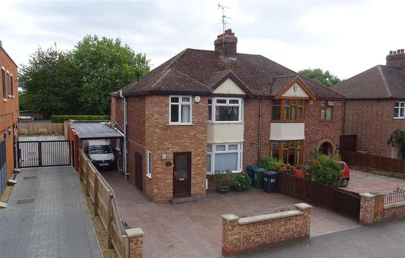 3 Bedrooms Semi Detached House for sale in Radegund Road, Cambridge