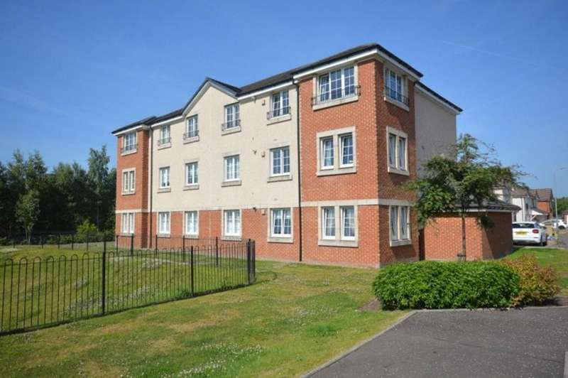 2 Bedrooms Flat for sale in Dumbarton, West Dunbartonshire G82 1AB