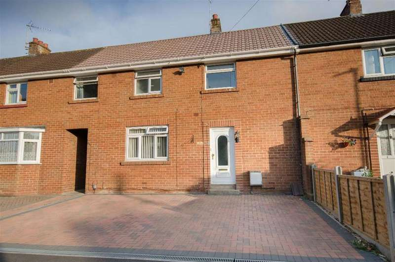 3 Bedrooms Terraced House for sale in Burley Grove, Downend, Bristol, BS16 5QF