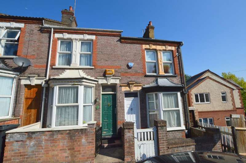 2 Bedrooms Terraced House for sale in Russell Rise, South Luton, Luton, LU1 5EU