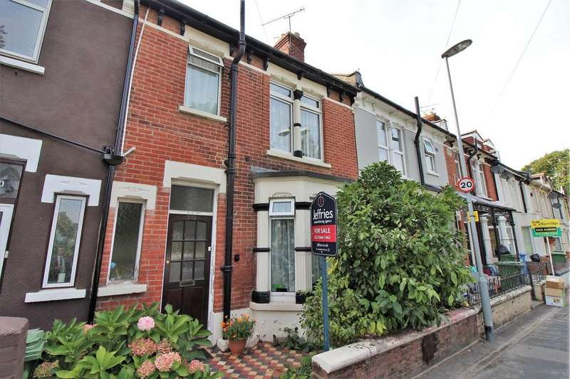 3 Bedrooms Terraced House for sale in Twyford Avenue, Stamshaw