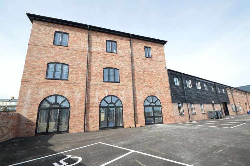 Commercial Development for sale in Unit 8A-C Parkway Farm Businses Park (Long Leasehold), Poundbury, Dorchester, DT1 3AR