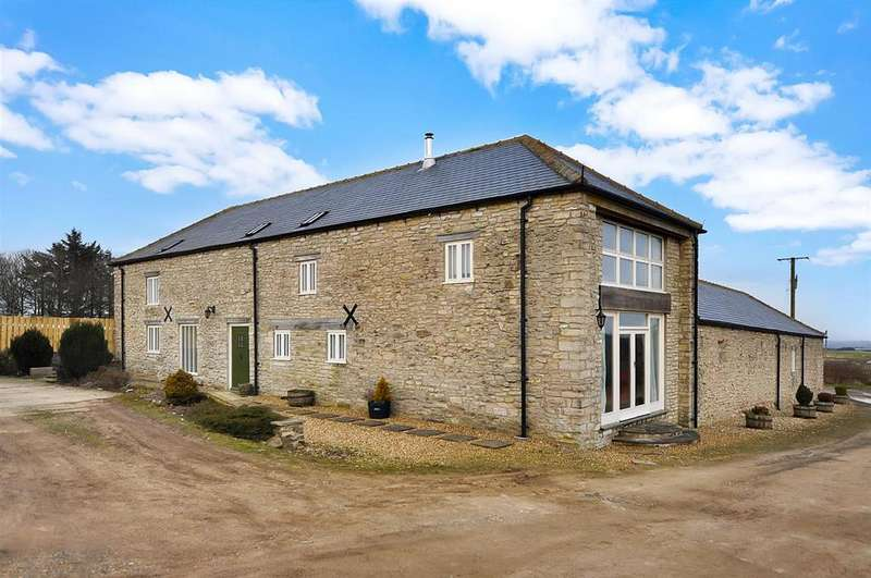 4 Bedrooms Detached House for sale in Cold Kirby, Thirsk