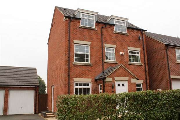 5 Bedrooms Detached House for sale in Walcote