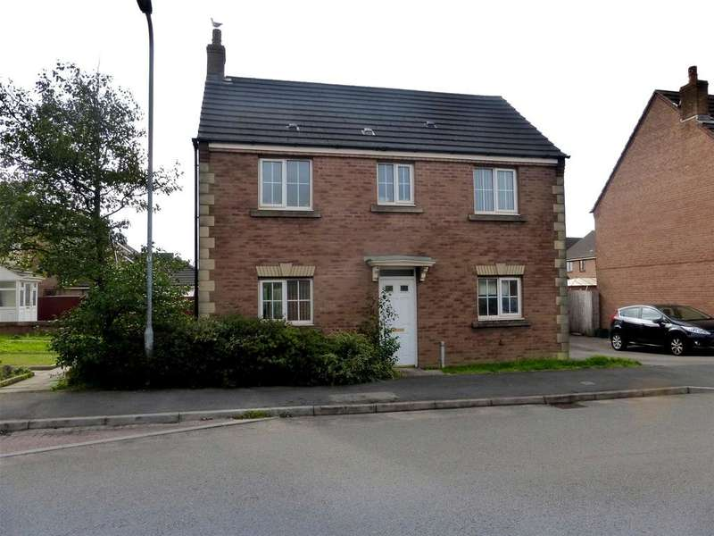 3 Bedrooms Detached House for sale in Mariners Quay, Port Talbot