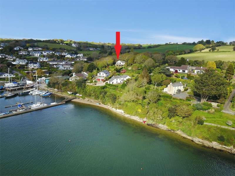 4 Bedrooms Detached House for sale in Trolver Croft, FEOCK, Cornwall