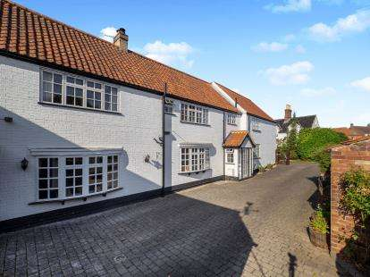 4 Bedrooms Detached House for sale in Old Forge Lane, Granby, Nottingham, Nottinghamshire