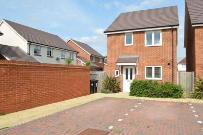 3 Bedrooms Detached House for sale in Muscliff, Bournemouth, Dorset